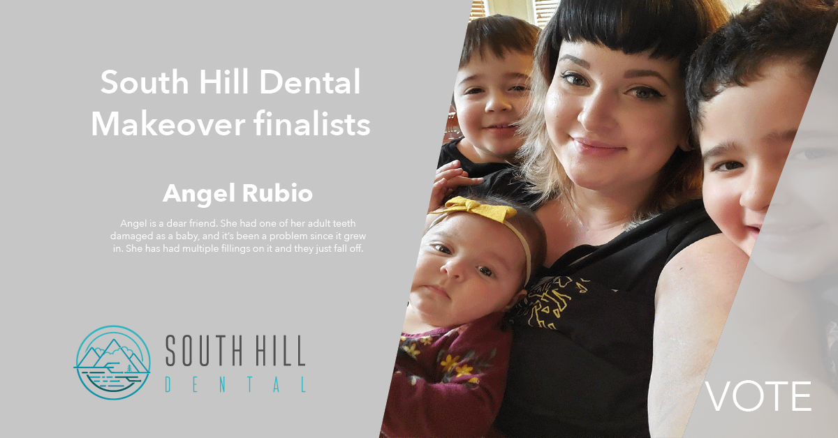South Hill Dental Angel-png